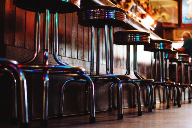Mint Bar Barstools