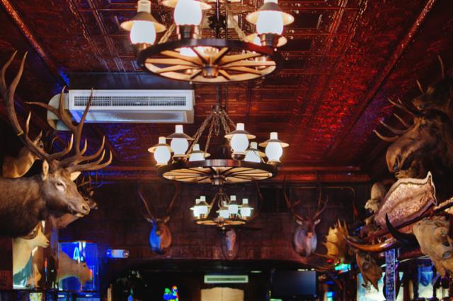 Mint Bar Interior