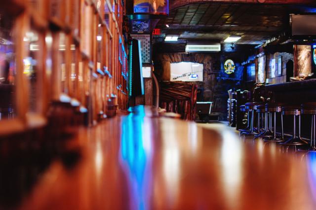 Mint Bar Bench